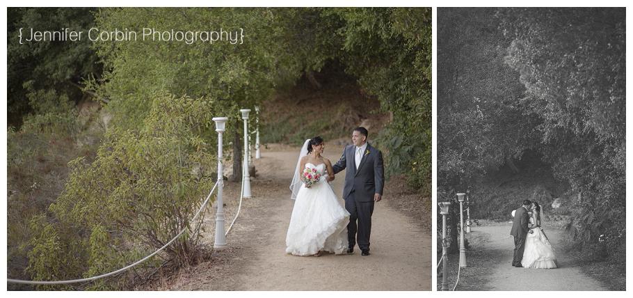 Secluded Garden Estate Wedding (19)