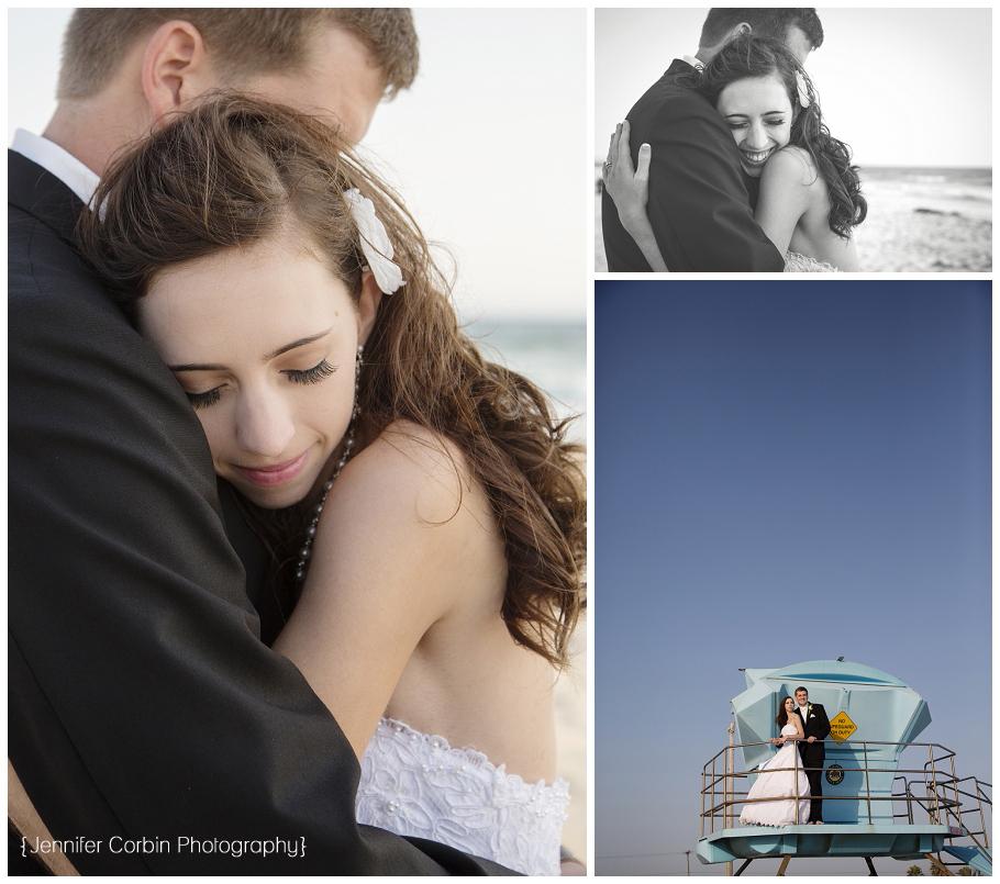 Silver Strand Beach Wedding (1)