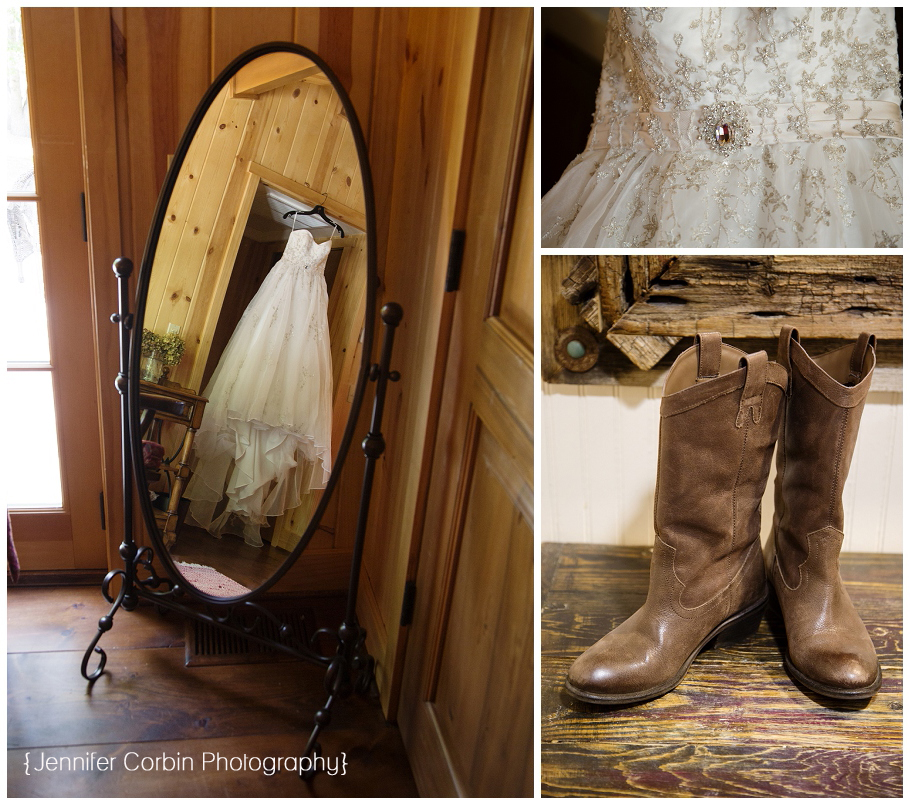 Wrightwood Guest Ranch Wedding (1)