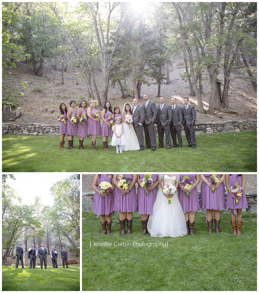 Wrightwood Guest Ranch Wedding (11)
