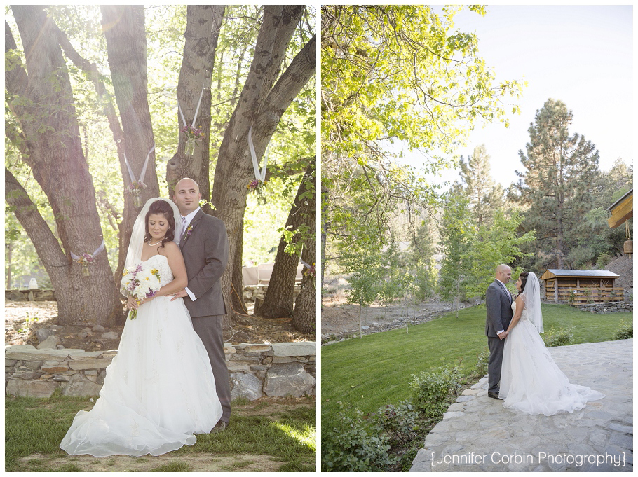 Wrightwood Guest Ranch Wedding (16)