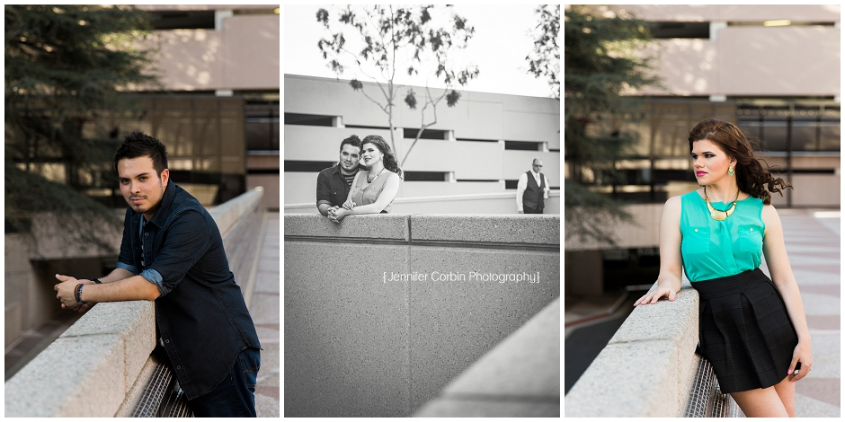 Avenue of the Arts Engagement Session (10)