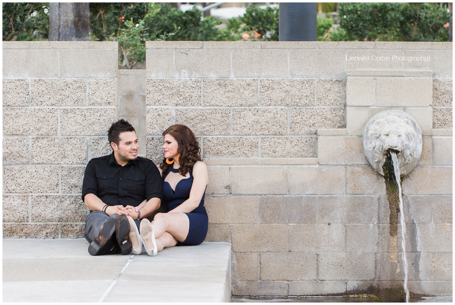 Avenue of the Arts Engagement Session (12)