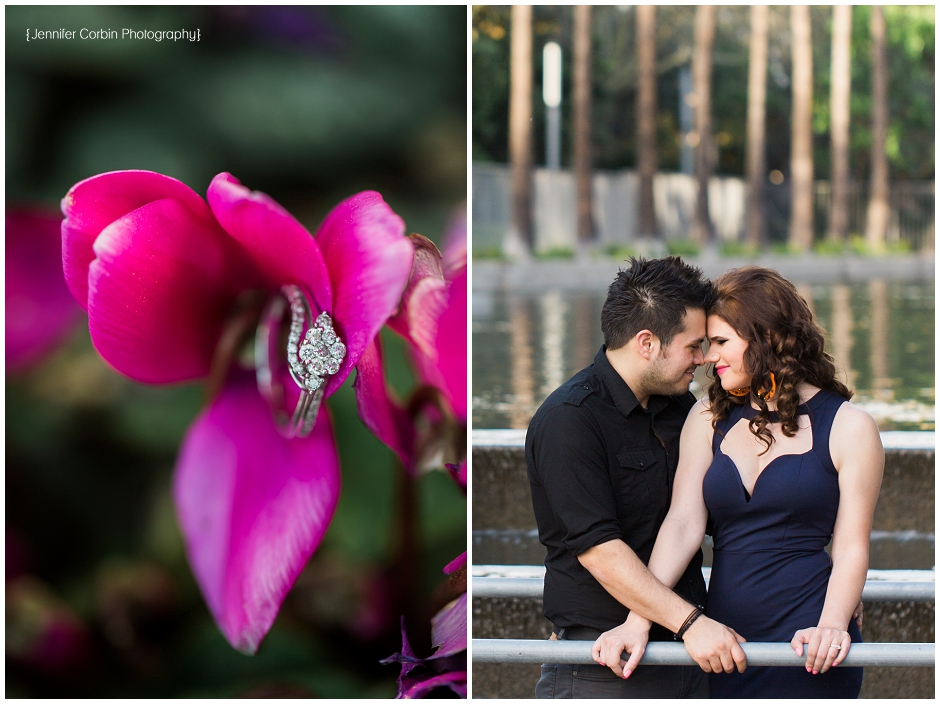 Avenue of the Arts Engagement Session (13)