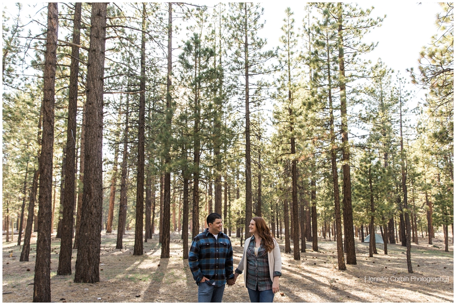 Big Bear Camping Engagement Session (7)