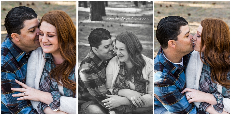 Big Bear Camping Engagement Session (8)