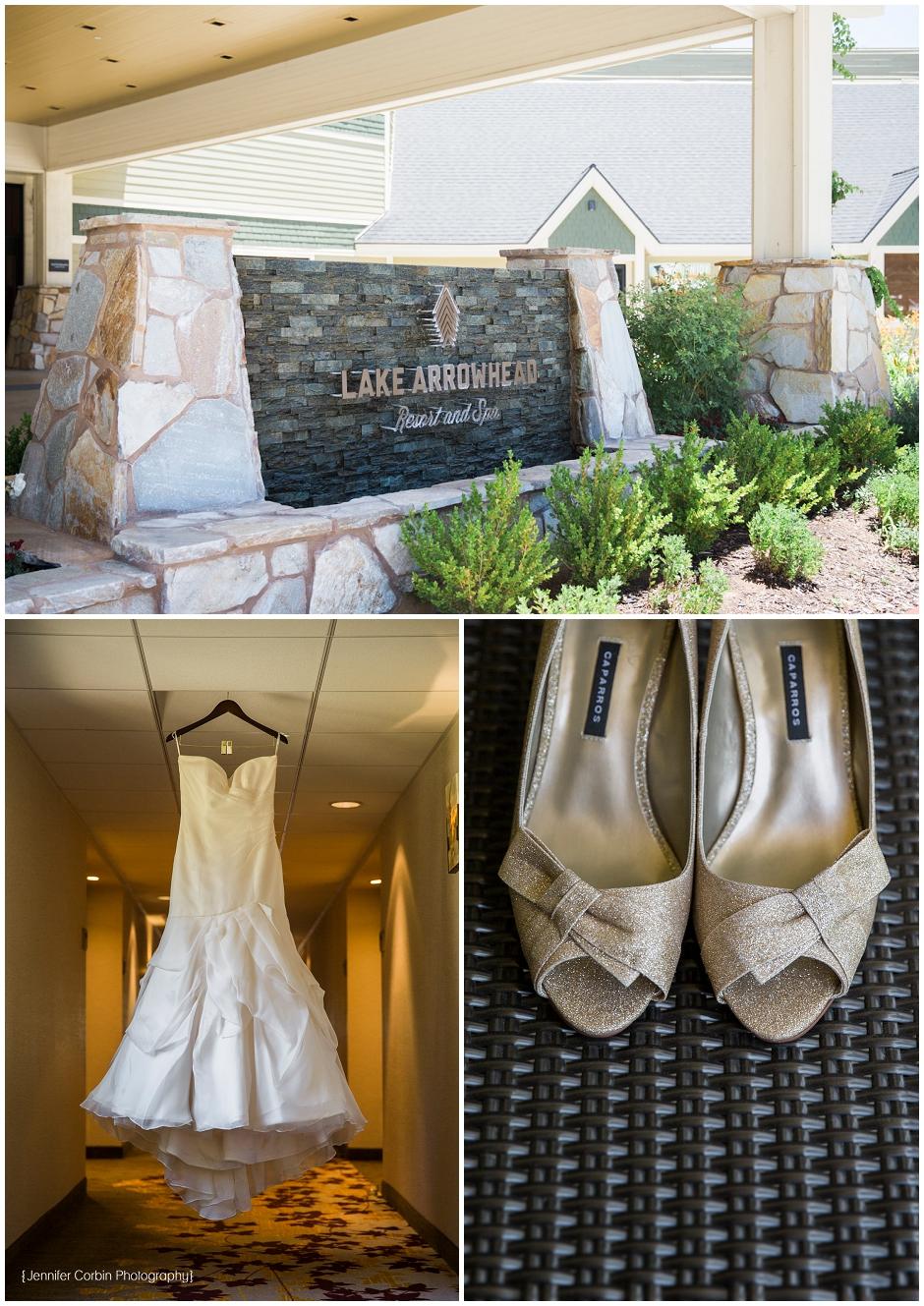 Lake Arrowhead Wedding (1)
