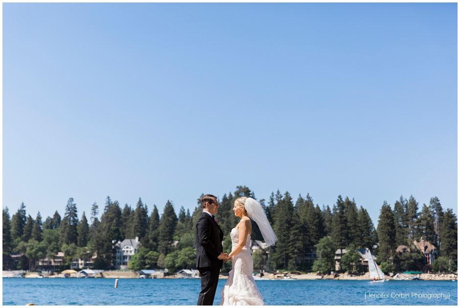 Lake Arrowhead Wedding (15)