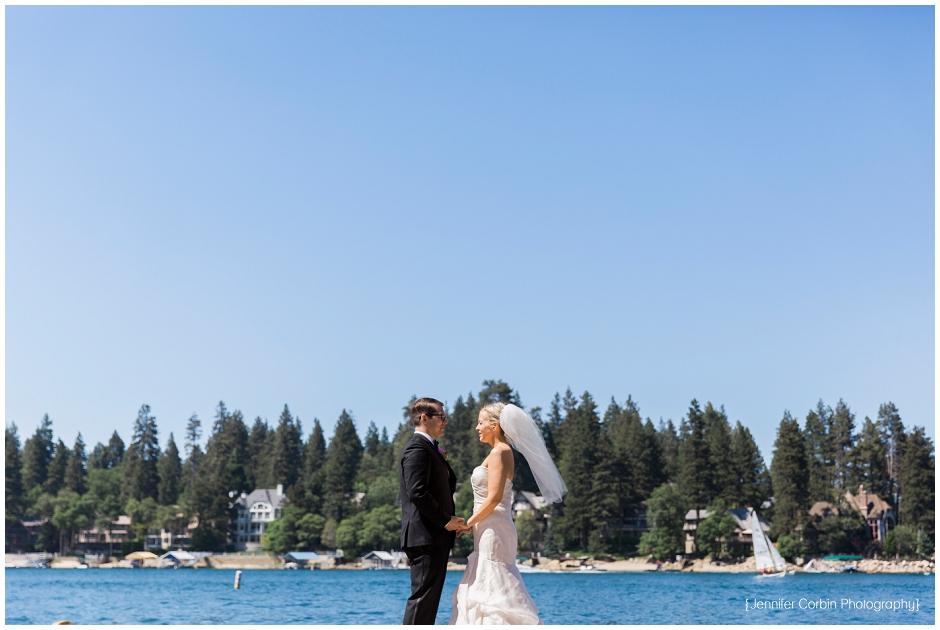 Lake Arrowhead Wedding (15)