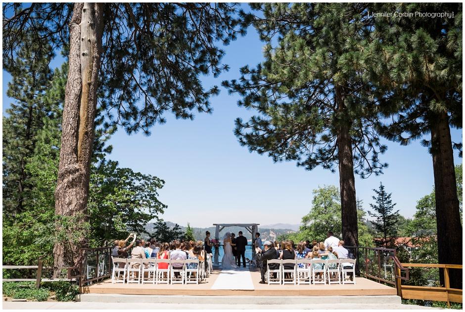 Lake Arrowhead Wedding (7)