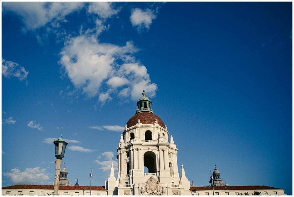 Pasadena City Hall Engagement (1)