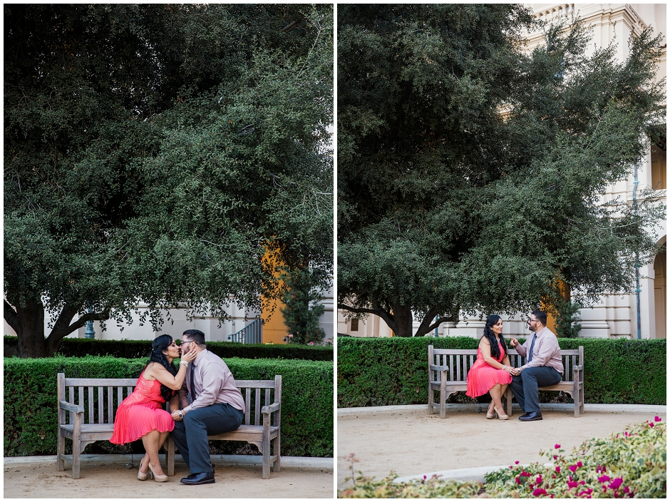 Pasadena City Hall Engagement (15)