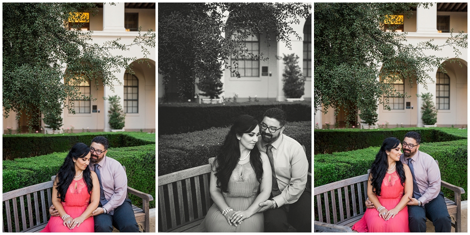 Pasadena City Hall Engagement (16)
