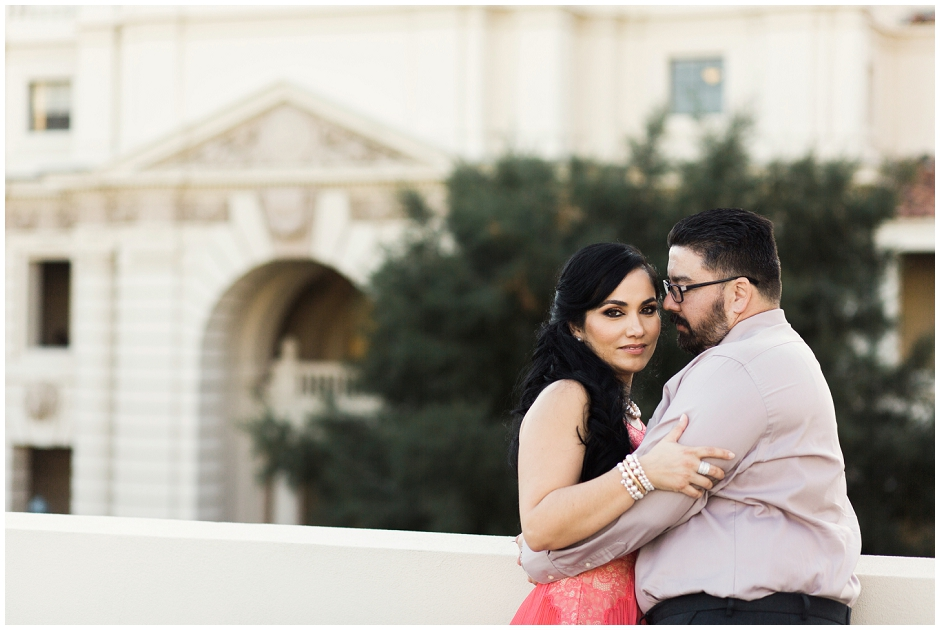 Pasadena City Hall Engagement (5)