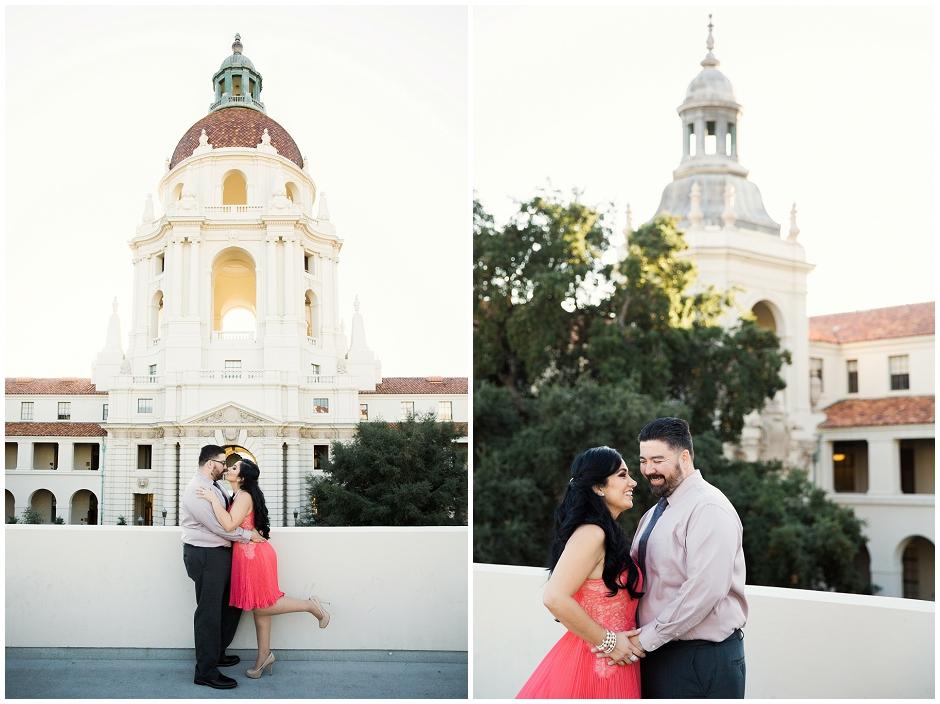 Pasadena City Hall Engagement (6)