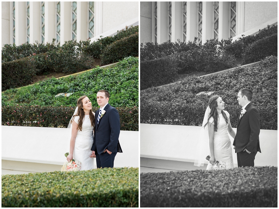San Diego LDS Temple Wedding (16)