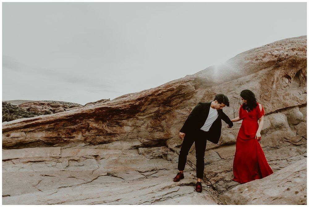 Vasquez Rock Engagement (19).jpg
