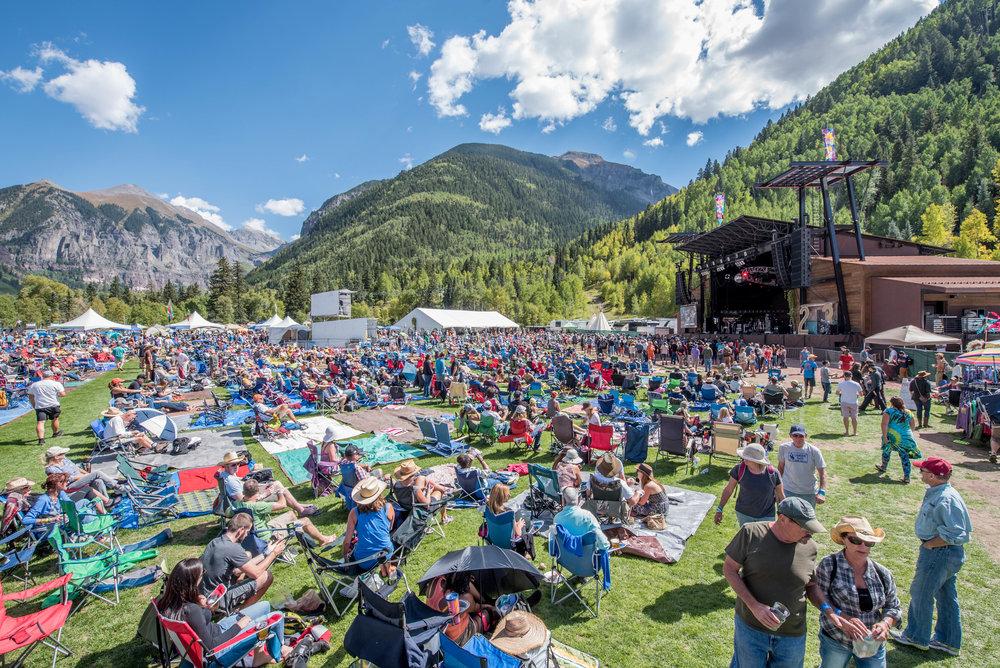 Telluride Blues & Brews  Festival | September 16-18, 2016 | Photos by Andrew Rios