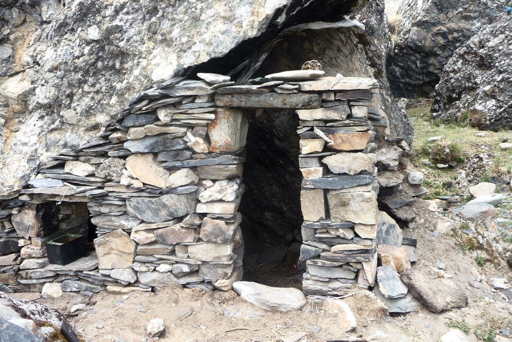 Tsogyal cave Onphu entry.JPG