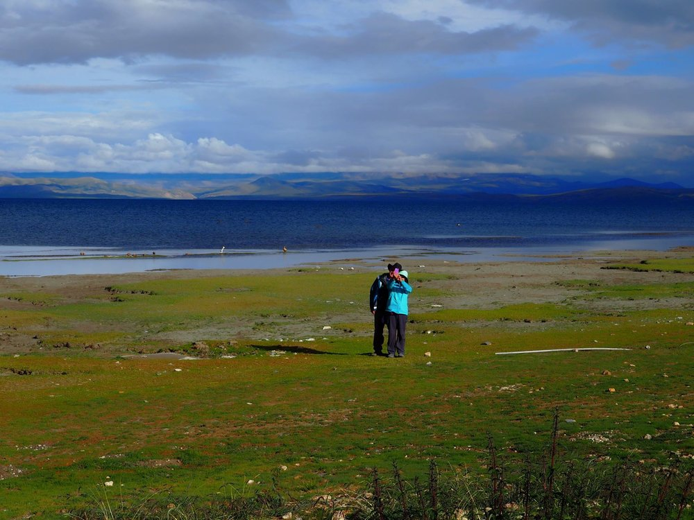 Dakini Day at Lake Manasarovar. Photo Laura Marchelya.