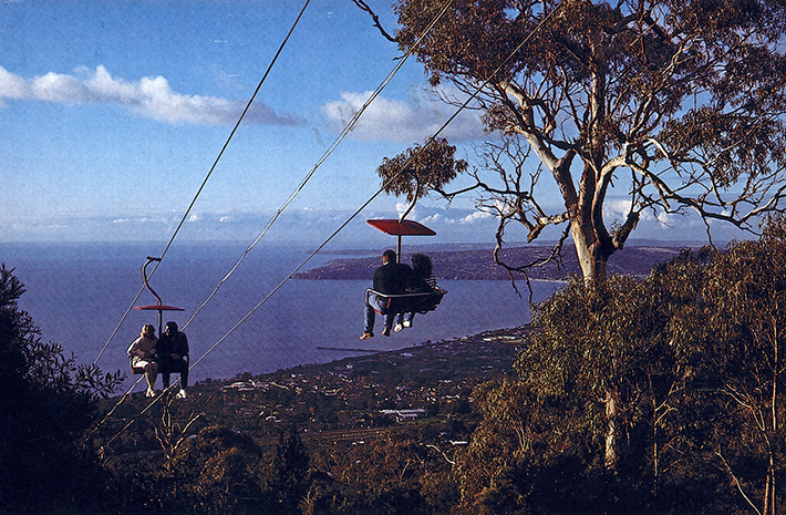 Arthurs Seat Chairlift
