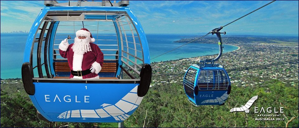 Have your photo taken with Santa here!