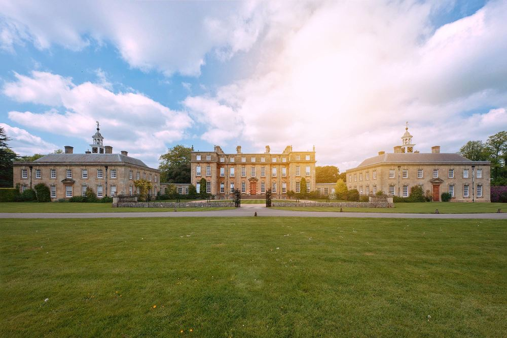 The School.   Study at Ditchley Park, in one of England's finest country houses.   See the School