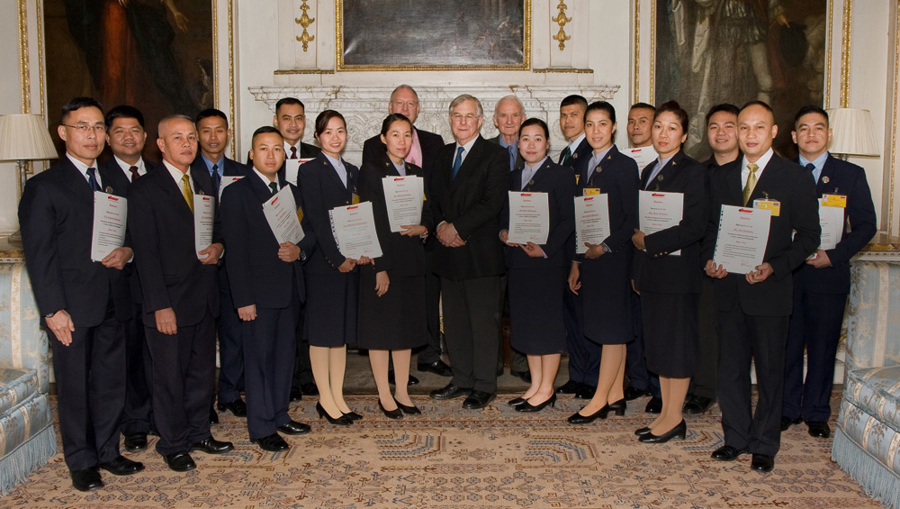 From beginners to butlers in four weeks.   Certified by the prestigious Butler Valet School diploma.   Enrol now
