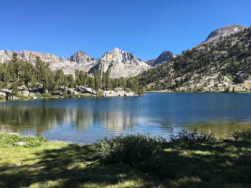 Rae Lakes.