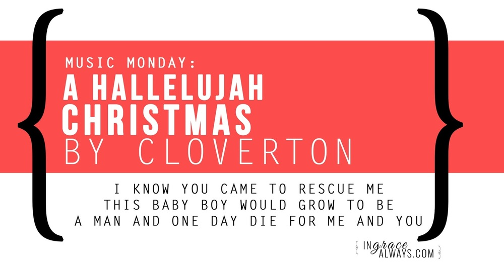 the past week has been a little blurry trips to the er and text updates and preschool volunteering and of course the care of two littles and their - Hallelujah Christmas Version