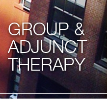 group and adjunct therapy