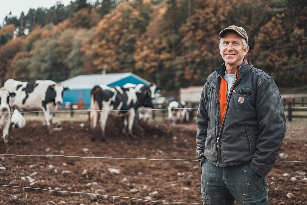 Meet The Farmer - Ben Smith