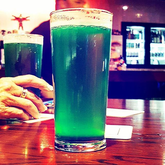 Archer Brewing Collab - Aeroplane Jelly beer! Green or Blue? Either way, its delish and hitting taps up in Brissy now!