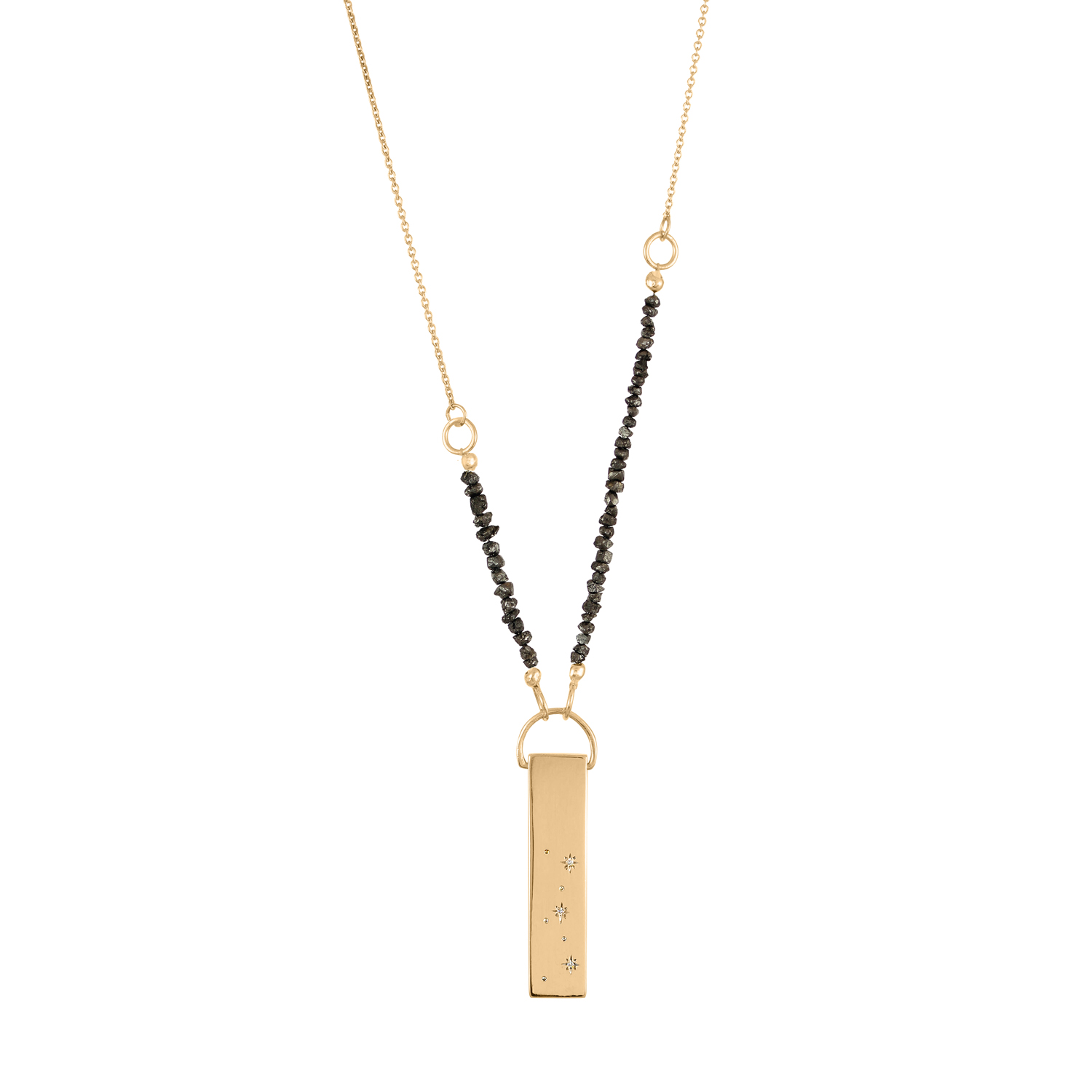 love collections by luna virgo constellation necklace