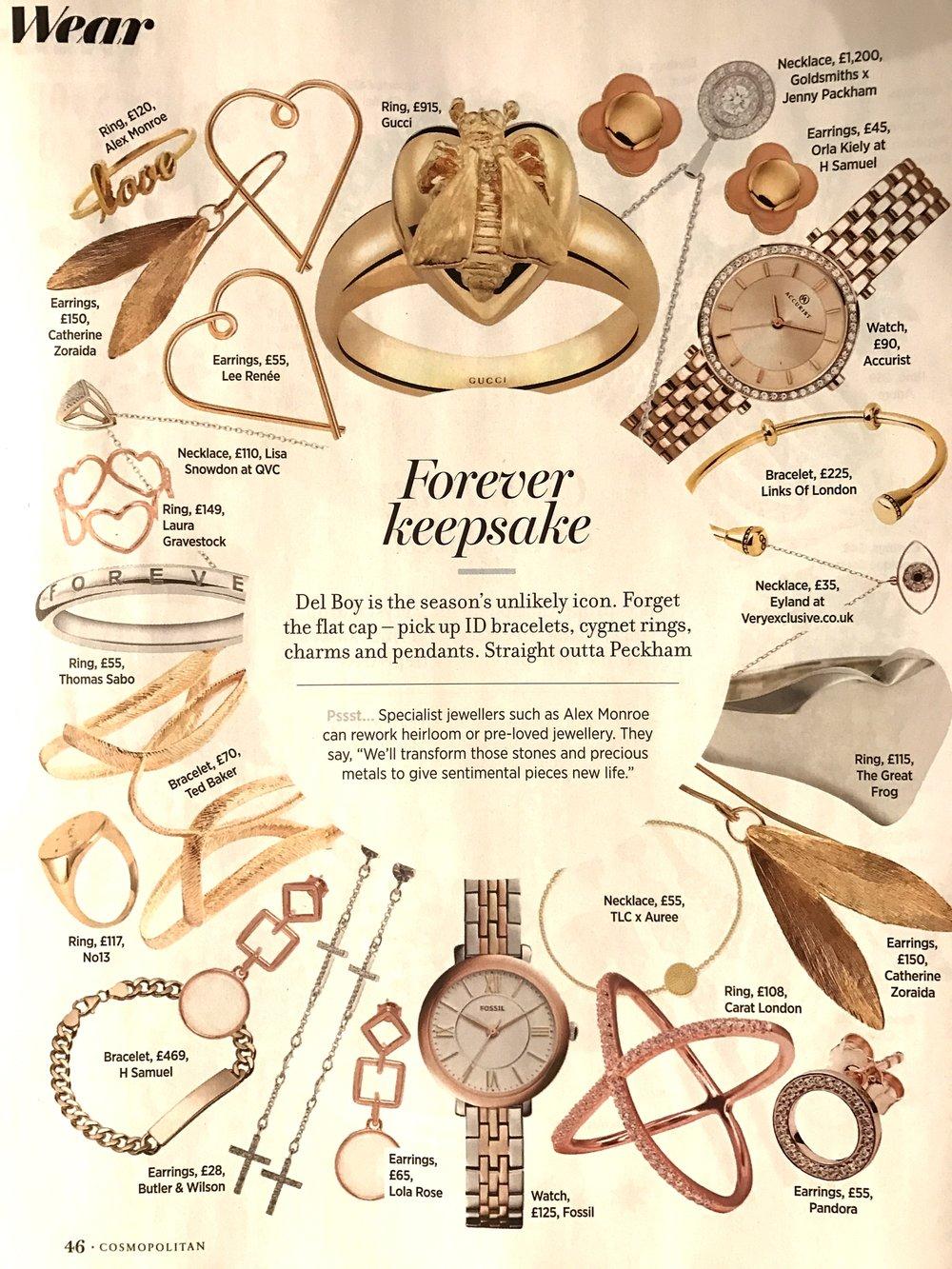 Cosmopolitan Magazine - Jan 17