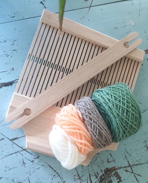 フィンランド 織り物