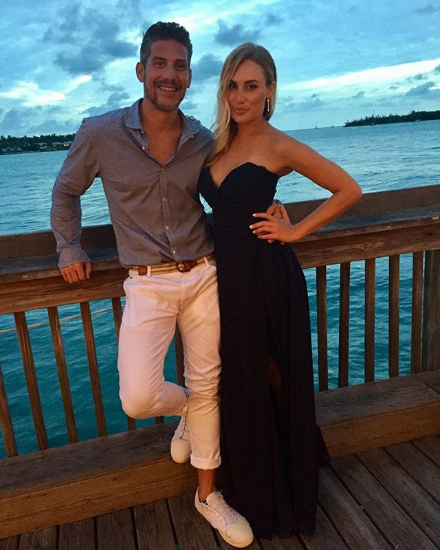 A wonderful weekend with my love celebrating @kimberlyfitch and @nvranas wedding! Couldn't ask for a better trip. Very thankful for these past few days. #nickgetsfitched #love #wedding #keywest