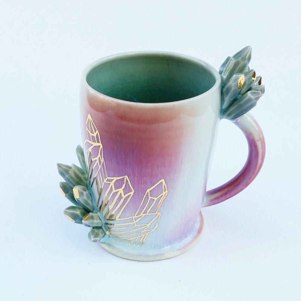 Katie Marks @ Silver Lining Ceramics