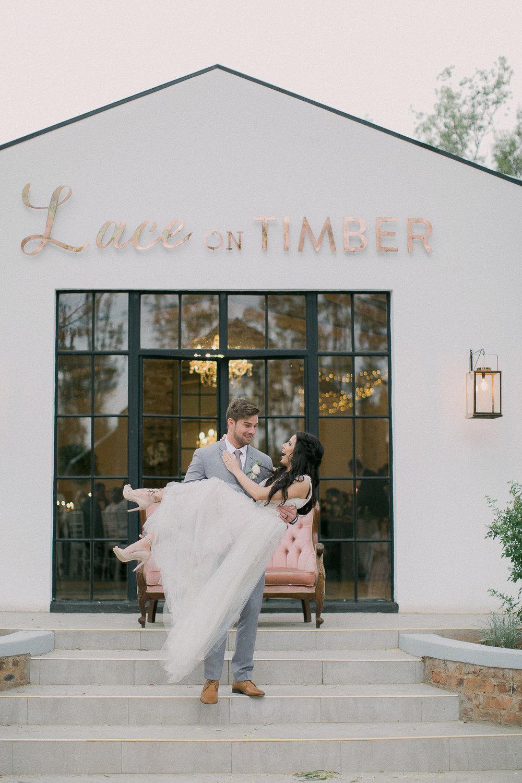 Justin & Robyn - WEDDING