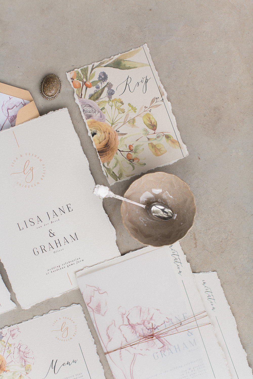 bordeaux - styled shoot