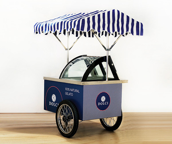 RENTAL GELATO CART (MORE...)