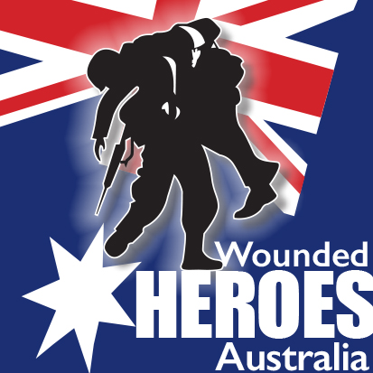 Wounded Hero's - Promo Code: WH16
