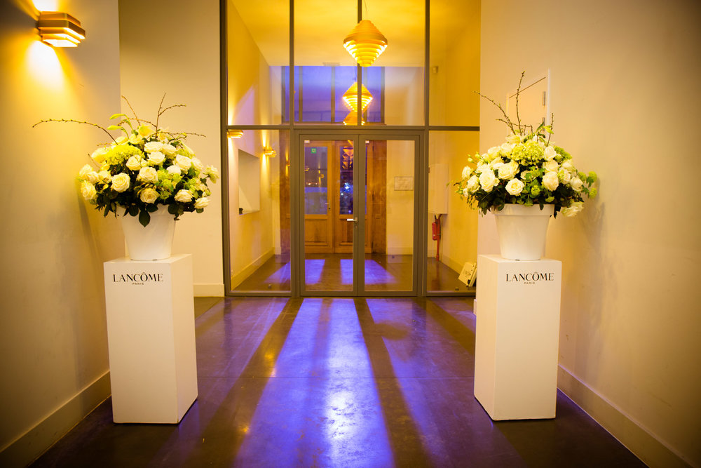 Lancome Events in Brussels & Utrecht