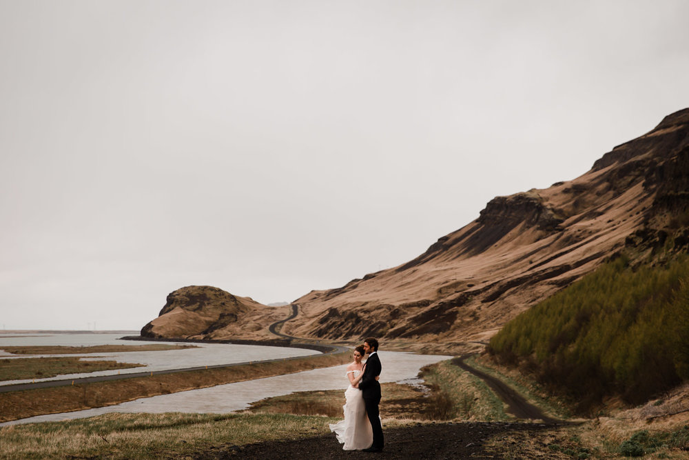 Iceland Styled Shoot - Back to Nature