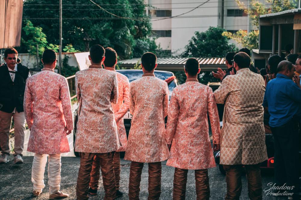 The Pink Brigade!