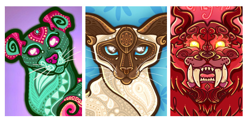 Kat Cardy is creating Animal Art With Heart <3 | Patreon