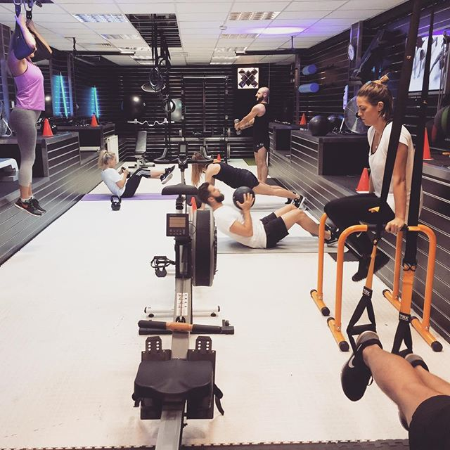 Gym Class #core