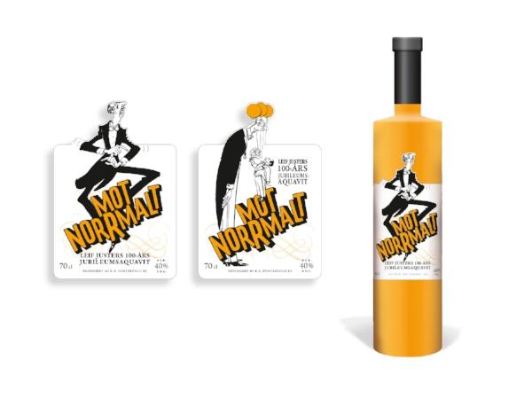 """""""Mot Norrmalt"""" – packaging design"""