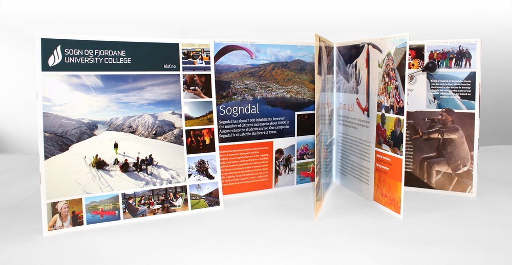 HSF – brochures, advertising, marcom
