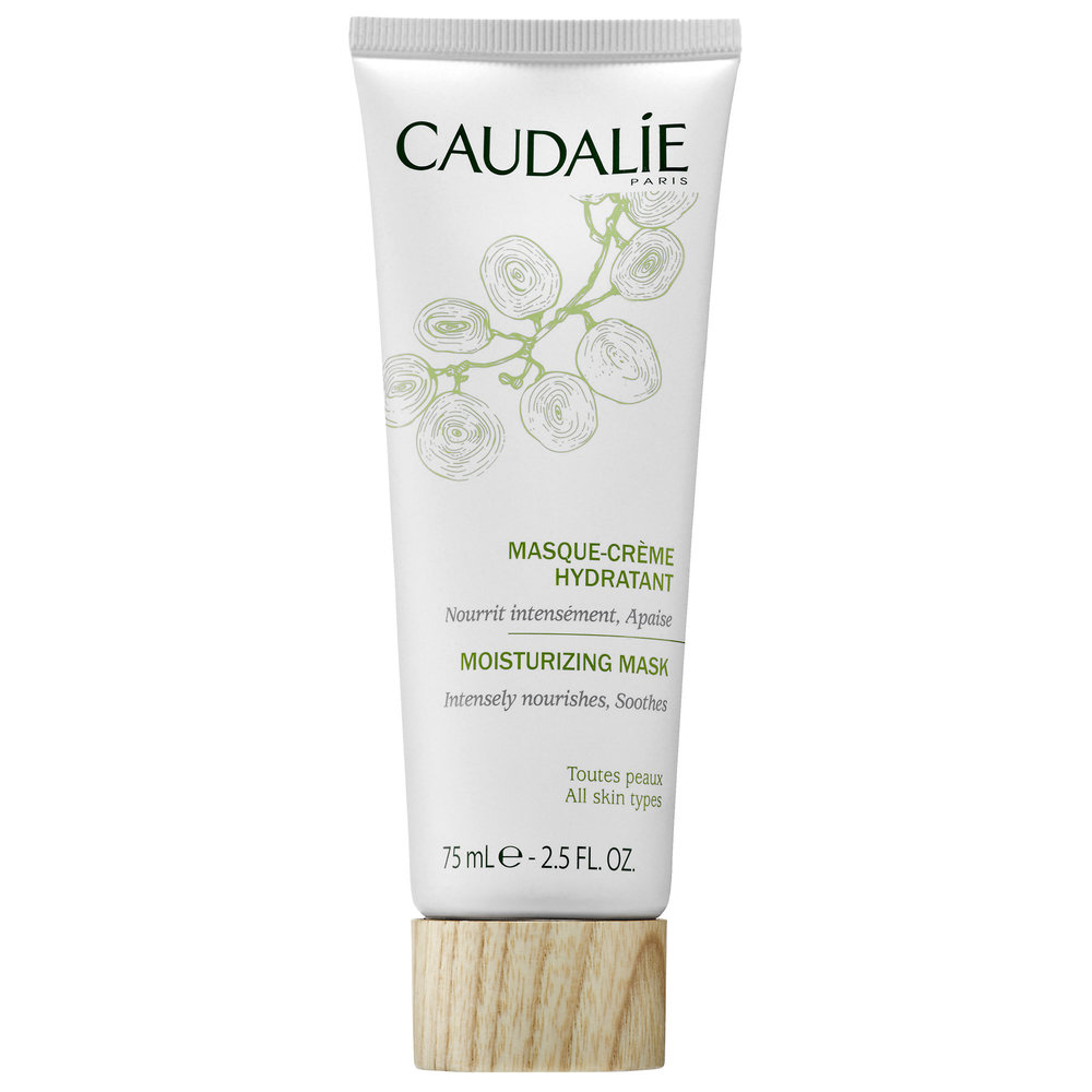 This is a great moisturizing mask  - It's way cheaper in France than in the US.
